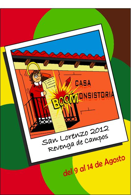 Fiestas  de San Lorenzo 2012